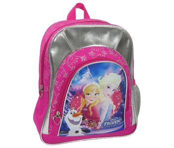 Disney Frozen Backpack Silver line 31x24cm