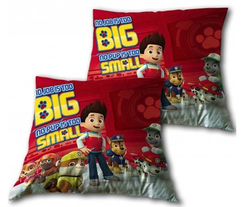 PAW Patrol Red cushion 40x40cm