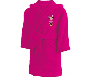 Disney Minnie Mouse Bathrobe Cœur
