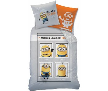 Minions Duvet Clown