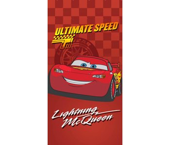 Disney Cars Strandlaken Ultimate Speed 70x140cm