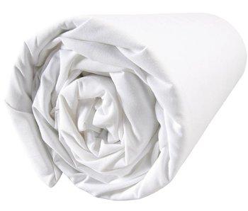 Matt & Rose Fitted Sheet Douce Nuit White 180x200cm