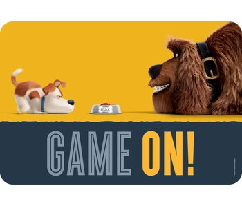 The Secret Life of Pets Game on placemat 40x29cm