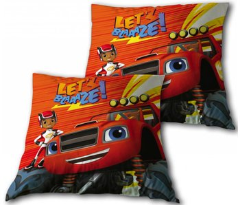 Blaze Let's Blaaaze cushion 40x40cm
