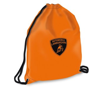 Lamborghini Gymbag 46 cm orange
