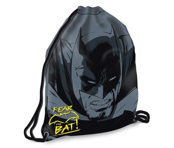 Batman V Superman Gymbag 46 cm Fear the Bat