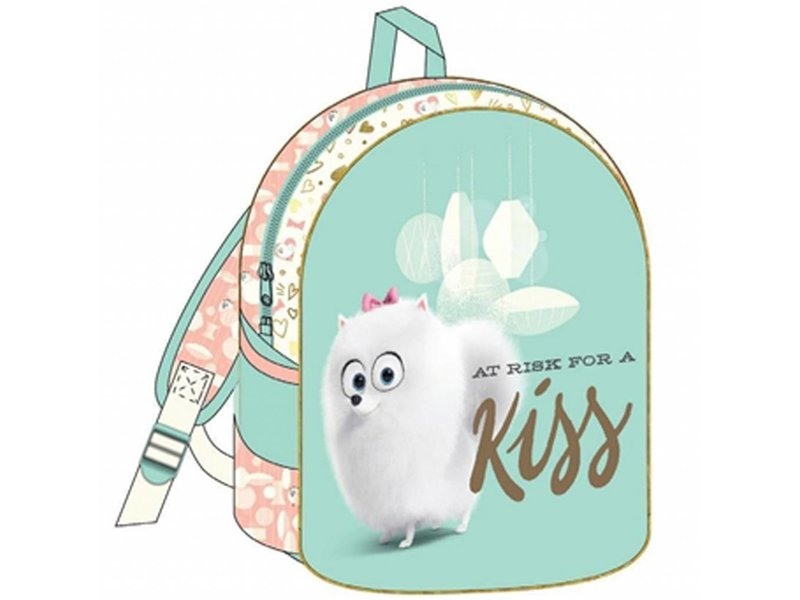 The Secret Life of Pets Kiss - Rucksack - 31 cm - Multi