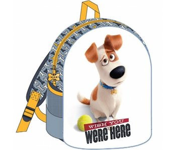 The Secret Life of Pets Backpack Wish you were here 31cm