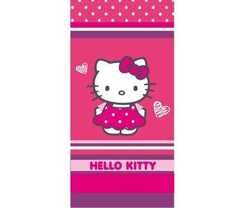 Hello Kitty Dress beach towel 75x150cm