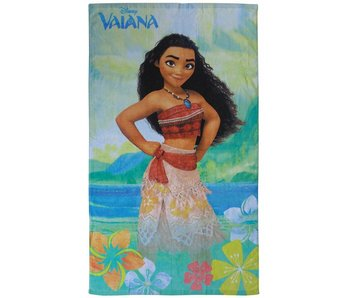 Disney Vaiana Strandlaken Aloha 70x120cm