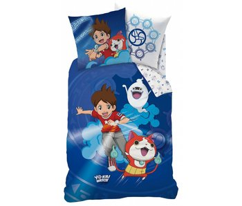 Yo-Kai Watch Duvet Gang 140x200 + 63x63 cm