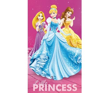 Disney Princess Strandlaken Dream Big 70x120 cm