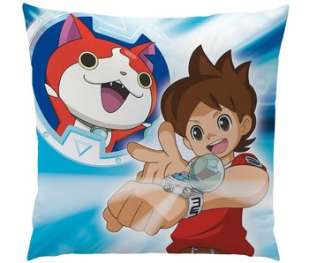 Yo-Kai Watch Gang cushion 40x40 cm