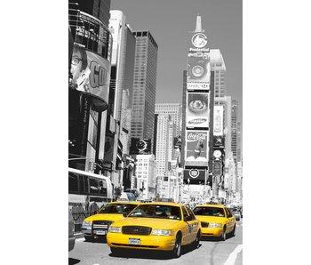 Fotobehang Poster XXL Times Square 175x115