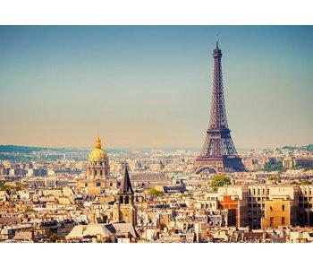 Fotobehang Paris 366x254 cm