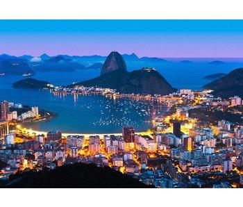 Fotobehang Rio de Janeiro 366x254 cm