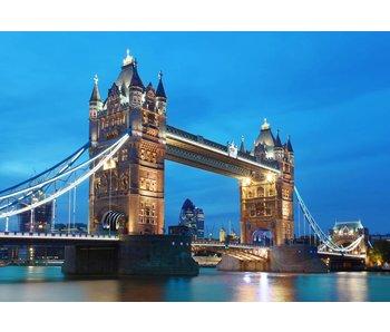 Fotobehang Tower Bridge 366x254 cm