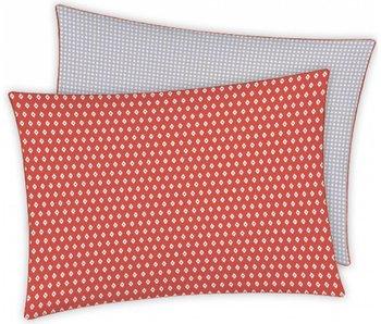 Matt & Rose Kissen Esprit Geometrique Brique Dekoration 50 x 70 cm