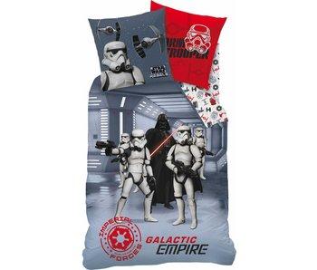 Star Wars Dekbedovertrek Dark Side 140x200 + 63x63 cm