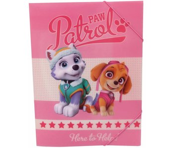 PAW Patrol ELASTOMAP Skye & Everest