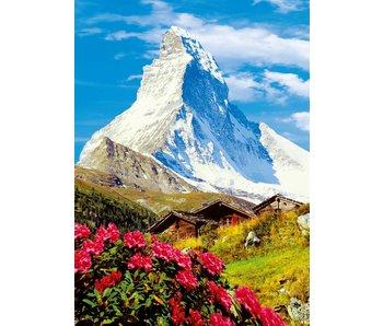 Fotobehang Matterhorn 183x254 cm