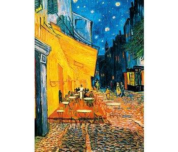 Van Gogh Terrasse de Café la Nuit Fotobehang 183x254 cm
