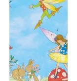 Fotobehang Fairytales - 183 x 254 cm - Multi
