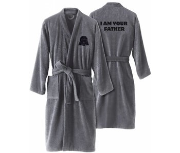 Star Wars Bathrobe Darth Vader M