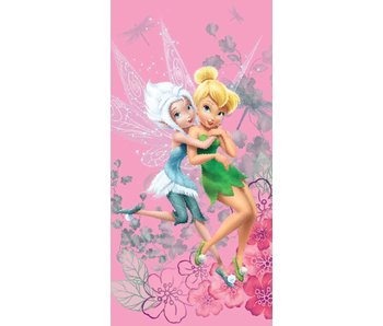 Disney Fairies Tinkerbell Winter Badetuch 70x140cm
