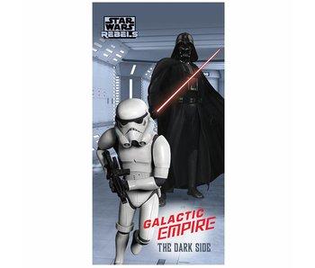 Star wars Strandlaken Dark Side 75x150 cm