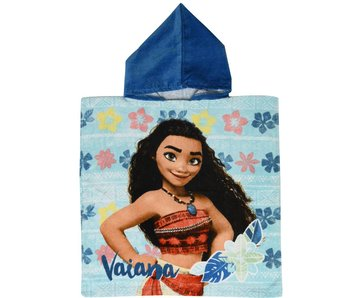 Disney Vaiana Poncho Portrait