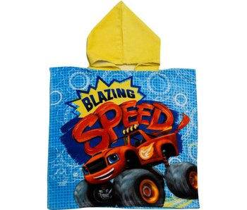 Blaze Poncho Blazin Speed