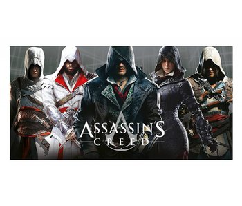 Assassin's Creed Beach Towel Montage 70x140cm