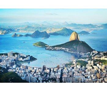 Fotobehang Rio 366x254 cm