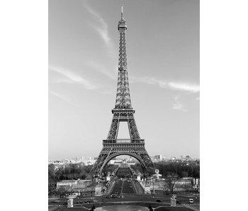 Fotobehang La Tour Eiffel 183x254 cm