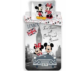 Disney Minnie Mouse Duvet Fun Times 140x200cm + 70x90cm