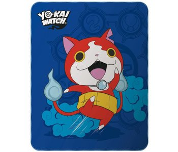 Yo-Kai Watch Gang Plaid 110x140cm Polyester