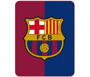 FC Barcelona Plaid offiziell 110x140cm Polyester