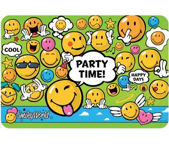 Smiley World Placemat 43x29cm