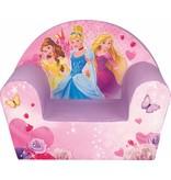 Disney Princess - Fauteuil - 42 x 52 x 33 cm - Roze