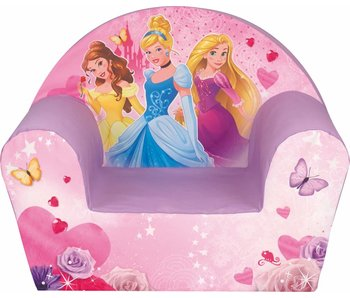 Disney Princess Fauteuil 42x52x33cm
