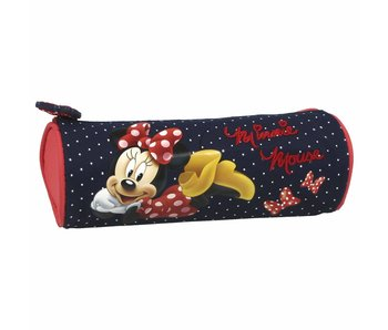 Disney Minnie Mouse Pencil Case 21cm