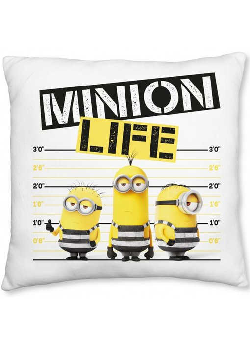 Minions Cushion Dispicable Me 3 40x40cm