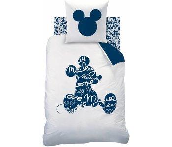Disney Mickey Mouse Dekbedovertrek Style 140x200cm