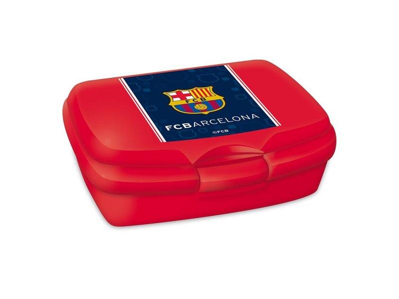 FC Barcelona - Lunchbox - Rood