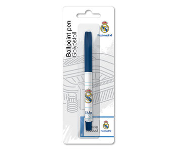 Real Madrid Balpen op blistercard