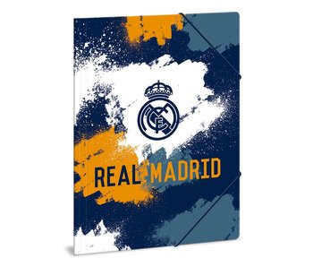 Real Madrid Binder A4