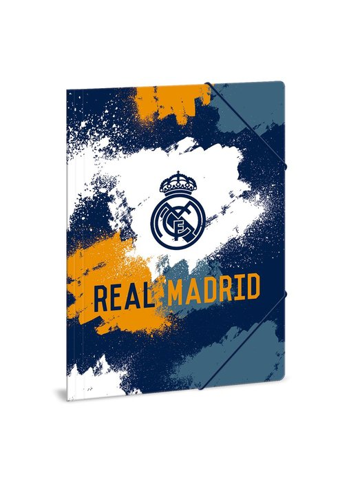 Real Madrid ELASTOMAP A4