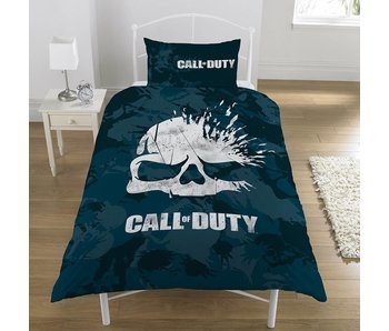 Call of Duty Gebrochene Skull - Duvet - Single - 135 x 200 cm - Multi-