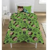 Ben 10 Go Hero - Quilt Cover - Single - 135 x 200 cm - Multi